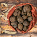 bag with black truffle by gold istra tartufi