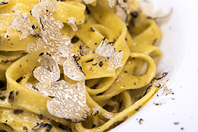 pasta with truffle gold istra tartufi
